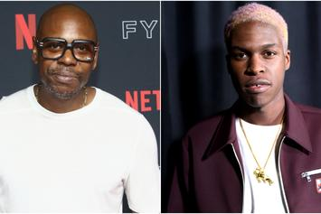 "Dave Chappelle Calls Daniel Caesar ""Very Gay"" On John Mayer's Instagram Live Show"