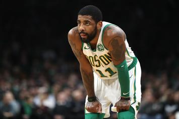 """Kyrie Irving Apologizes For Media Outbursts: """"I Haven't Done It Perfectly"""""""