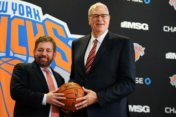 "Knicks Owner James Dolan Calls Fan Altercation An ""Ambush"""