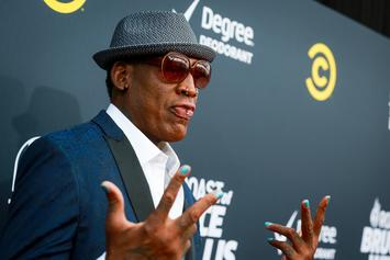 "Dennis Rodman Tells NBA Players To ""Stop Wearing Tampons"""