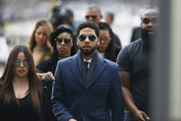 Jussie Smollett Pleads Not Guilty To 16 Counts Of Disorderly Conduct