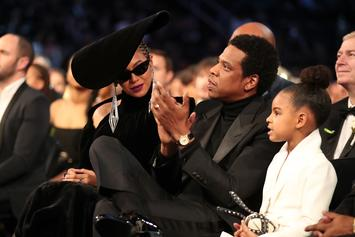 """Beyonce Refuses To Hand Over Private Texts With Jay Z In """"Blue Ivy"""" Suit: Report"""