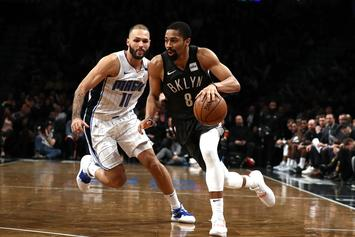 "Spencer Dinwiddie Asks NBA To Shut Down For ""Avengers: Endgame"" Release"