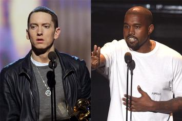 "Eminem & Kanye West Parodied In Hilarious ""Audio Engineer"" Videos"