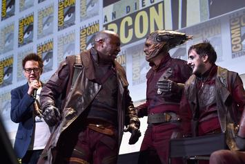 "James Gunn Rehired As ""Guardians Of The Galaxy 3"" Director"