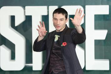 "Ezra Miller & Grant Morrison Are Writing Their Own Script For ""The Flash"" Movie"