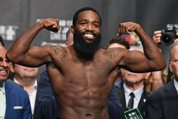 Adrien Broner Cleared Of Sexual Battery Charges: Report