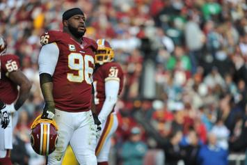 Ex-NFL Player Barry Cofield Arrested At Gunpoint: Video Surfaces