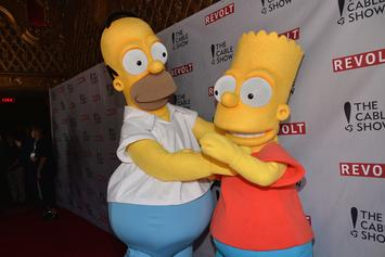 """""""The Simpsons"""" Featured Bart Entering An Esports League"""