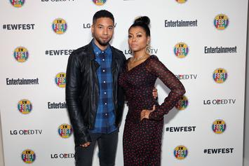 "Taraji P. Henson Says ""Empire"" Set Is ""Great"" Amid Jussie Smollett Drama"
