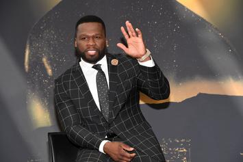 50 Cent Swears Off Gucci, Rocks Tom Ford Because Of Trump Hate