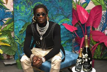 Young Thug Teases New Album, Previews Roddy Ricch Collab