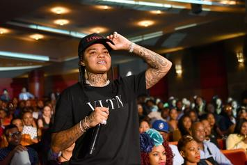 "Young M.A  & Erica Mena Drop Disrespectful Bars On Nick Cannon's ""Wild 'N Out"""