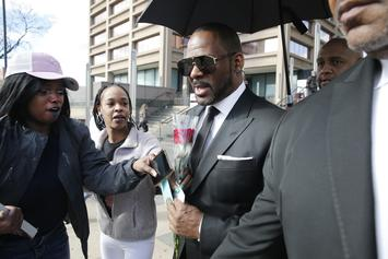 R. Kelly Didn't Cancel Girlfriend's Meeting With Her Parents, Lawyer Says