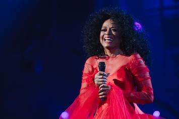 """Beyoncé Sings """"Happy Birthday"""" To Diana Ross As Diddy Looks On"""