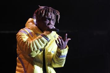 "Juice WRLD Teams With Tinder For ""Swipe Off"" Free Concert"