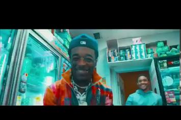 "Lil Uzi Vert Releases The Trippy ""Free Uzi"" Music Video"