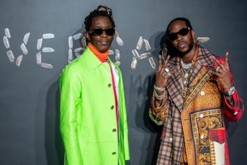 "Young Thug Hands An ""L"" To 2 Chainz Over Sauce Walka Co-Sign"