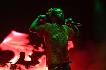 """Lil Uzi Vert's New Song """"Free Uzi"""" Removed From Streaming Services"""