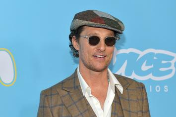Watch Matthew McConaughey Hilariously Convince People They're High