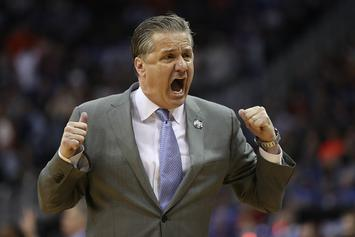 "John Calipari, Kentucky Agree To ""Lifetime Contract"": Report"