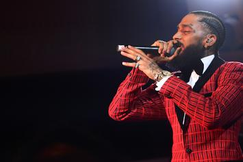 """Nipsey Hussle's """"Victory Lap"""" Expected To Return To Top 10 On Billboard 200"""