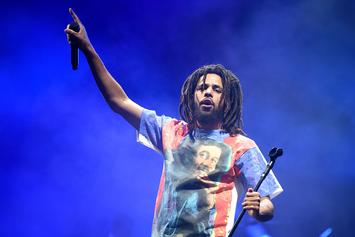"""J. Cole & Dreamville Hosted An Intense, 10-Day """"Rap Camp"""" For Label's Compilation"""