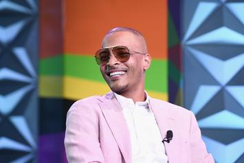T.I. Speaks On Hollywood's Boycott & Says Hip Hop Needs That Energy For Fashion Labels