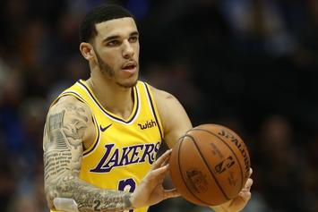 Lonzo Ball Suing Former Partner For $2 Mil Following Theft Accusations