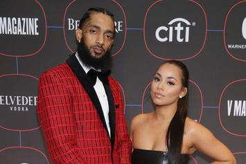 Celebrities Publicly Send Words Of Encouragement To Grieving Lauren London