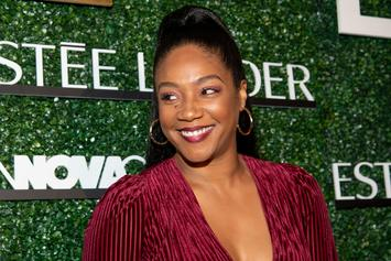 """Tiffany Haddish Explains Her Failed NYE Standup In Miami: """"That's Where The Devil Lives"""""""