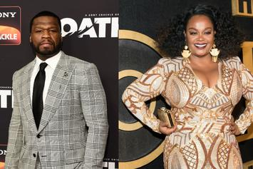 50 Cent Playfully Flirts With Jill Scott & Brings Up Her Sexual Microphone Skills
