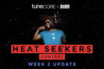 "Submit Your Music For The ""Heat Seekers"" Contest: Week Two Artist Spotlights"