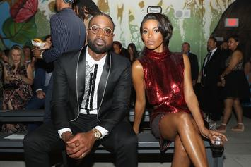 """Gabrielle Union Feels """"Attacked"""" By Miami Heat Dwyane Wade Seating Rules"""