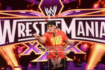 "WWE: Hulk Hogan To Induct Brutus ""The Barber"" Beefcake At Hall Of Fame Ceremony"