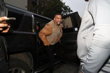 """French Montana Sued For Allegedly Jacking The """"Ain't Worried About Nothin"""" Beat"""
