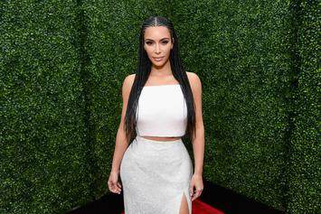 "Kim Kardashian West Accused Of Cultural Appropriation For ""Sunday Service"" Headpiece"