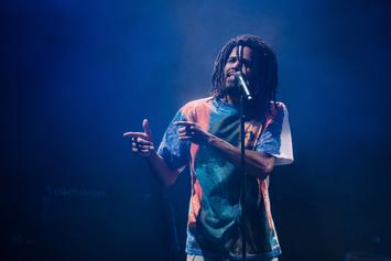 """J. Cole Performs """"A Lot"""" With 21 Savage At """"Dreamville Fest"""""""