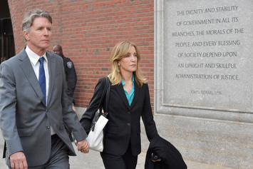 """Felicity Huffman Pleads Guilty In College Bribery Case: """" I Am Ashamed"""""""