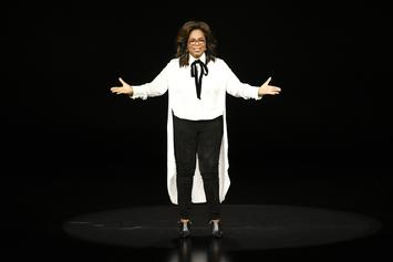 Oprah Winfrey Donates $2 Million To Puerto Rico's Hurricane Relief Fund