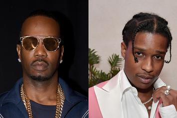 "Juicy J Teases A$AP Rocky's Project: ""New Album Is Full Of Hits"""