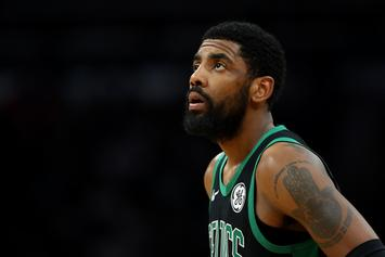 Stephen A. Smith Says Kyrie Irving Will Talk With Lakers This Summer