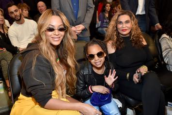 "Blue Ivy's Choreography In Beyonce's ""Homecoming"" Trailer Has Fans Too Excited"
