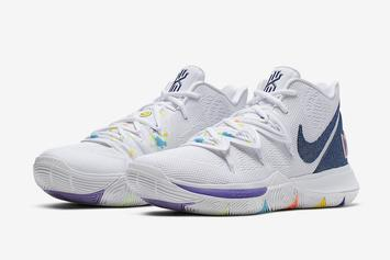 """Nike Kyrie 5 """"Have A Nike Day"""" Official Images"""