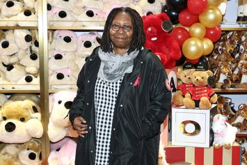 Whoopi Goldberg Was Hospitalized Again With 24-Hour Bug Following Pneumonia Scare