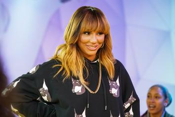 Tamar Braxton Reveals Her New Boyfriend To The World