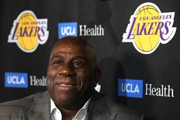 """Rick Fox On Magic Johnson Leaving The Lakers: """"We All Care About Him"""""""
