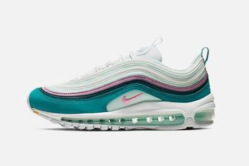 Nike Air Max 97 Brings The South Beach Vibes For Spring: Details