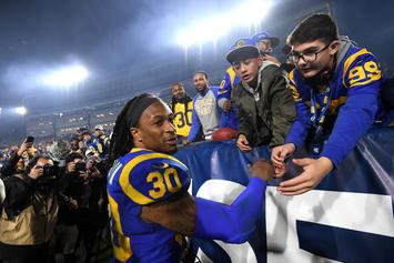 Fan Sues Los Angeles Rams After Being Brutally Attacked At A Game