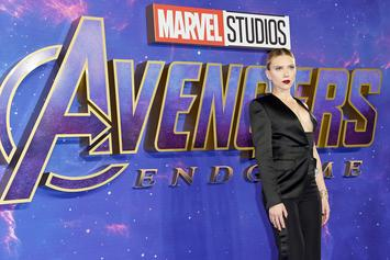 "Scarlett Johansson Talks ""Avengers: Endgame"" While Eating Spicy Wings"